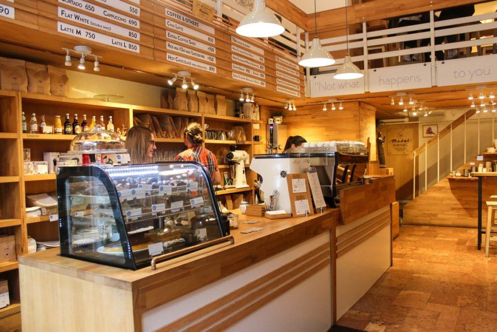 Madal Café in Boedapest
