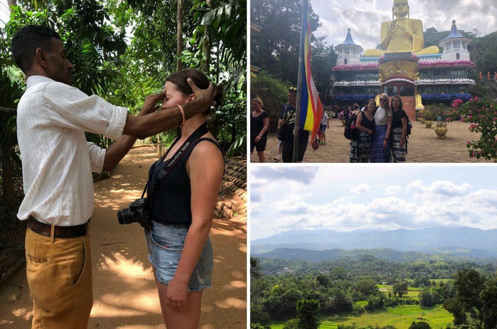 Uitstapje van Kandy naar Sigiriya