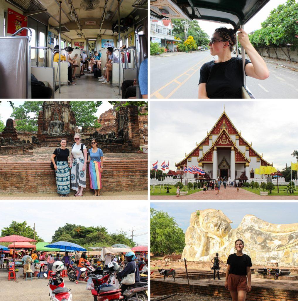 Dag 3: Tempelhoppen in Ayutthaya