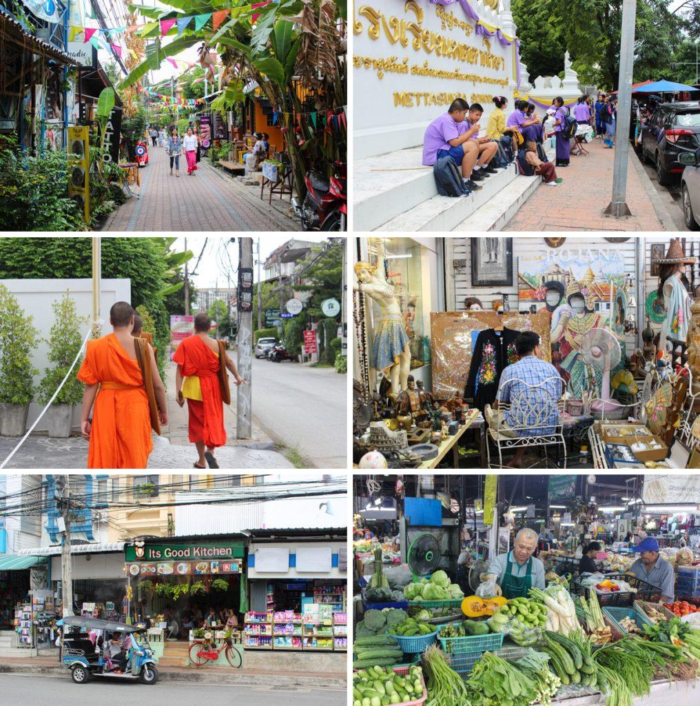 Dag 4: Chiang Mai verkennen