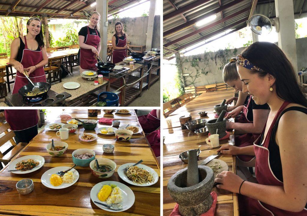 Dag 5: Cooking class in Chiang Mai