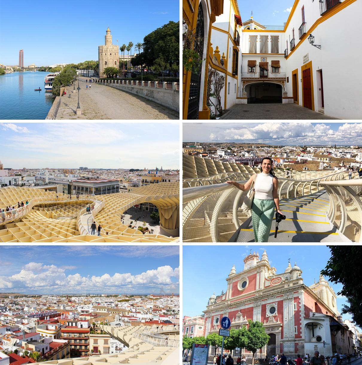 Citytrip Sevilla Dag 1