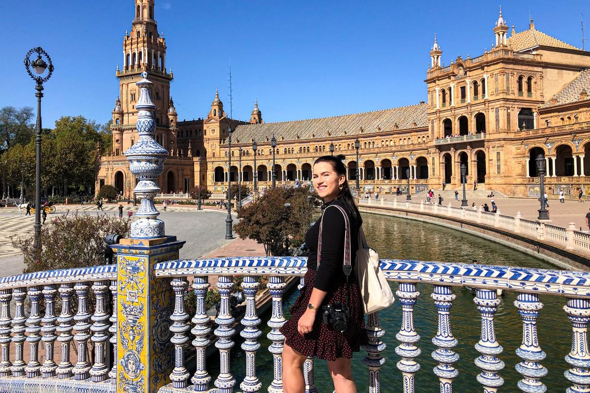 Reisverslag op stedentrip naar het zonnige Sevilla