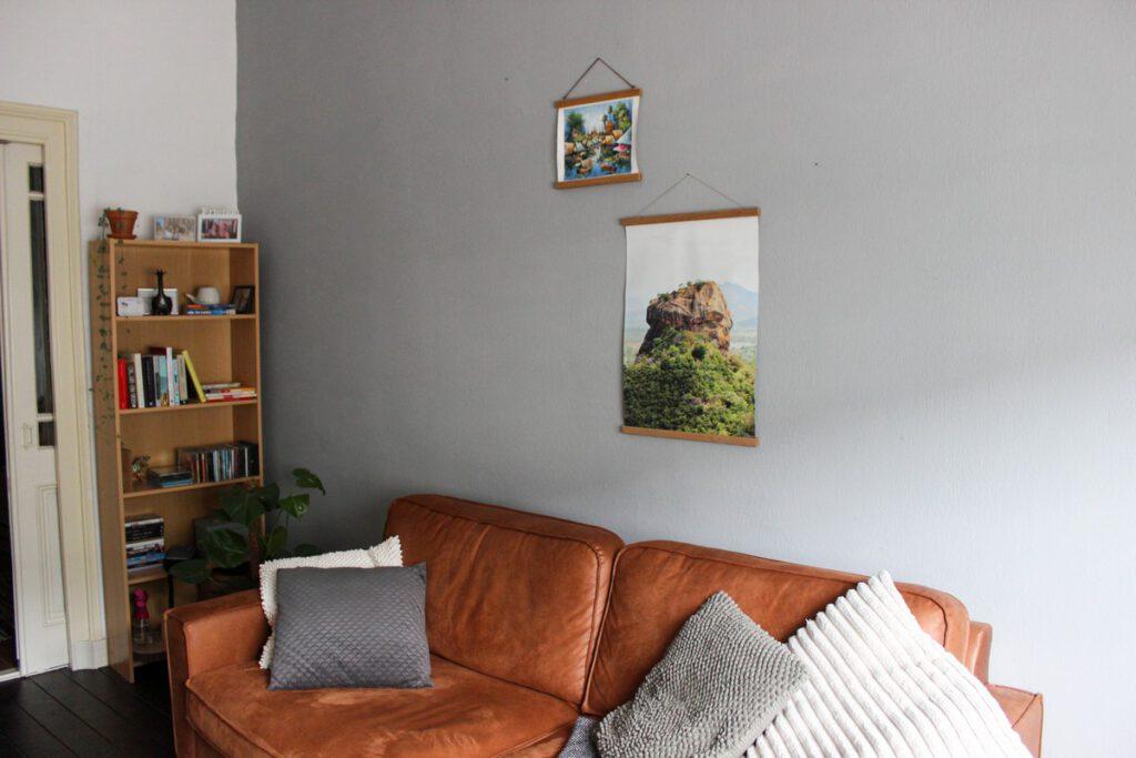 Foto op textiel van Drukwerknodig.nl