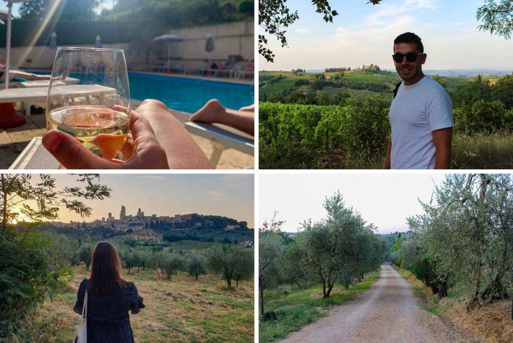 Dag 3: Aankomst in Toscane
