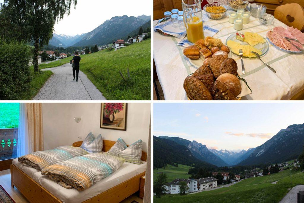 Dag 1: Vertrek & tussenstop in Oostenrijk