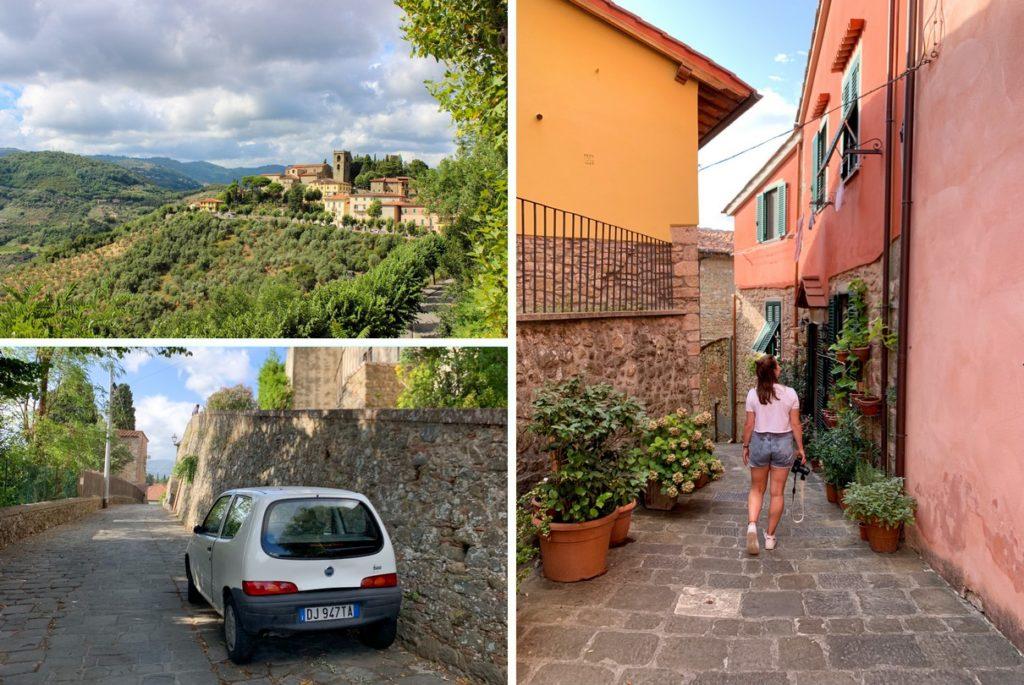 Reisverslag Toscane 12: Montecatini Alto