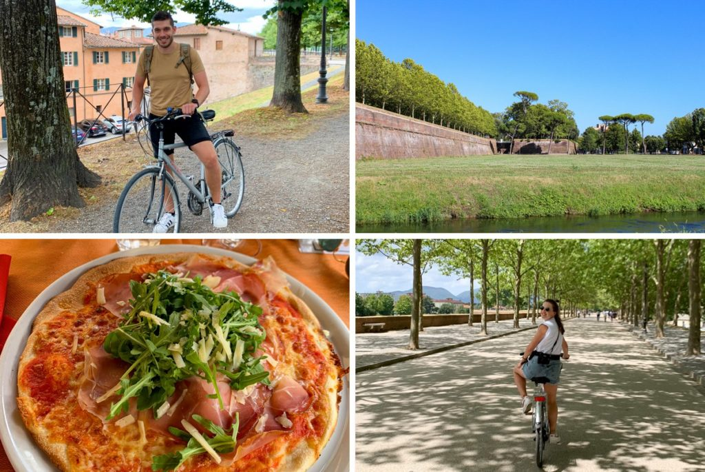 Reisverslag Toscane: Lucca
