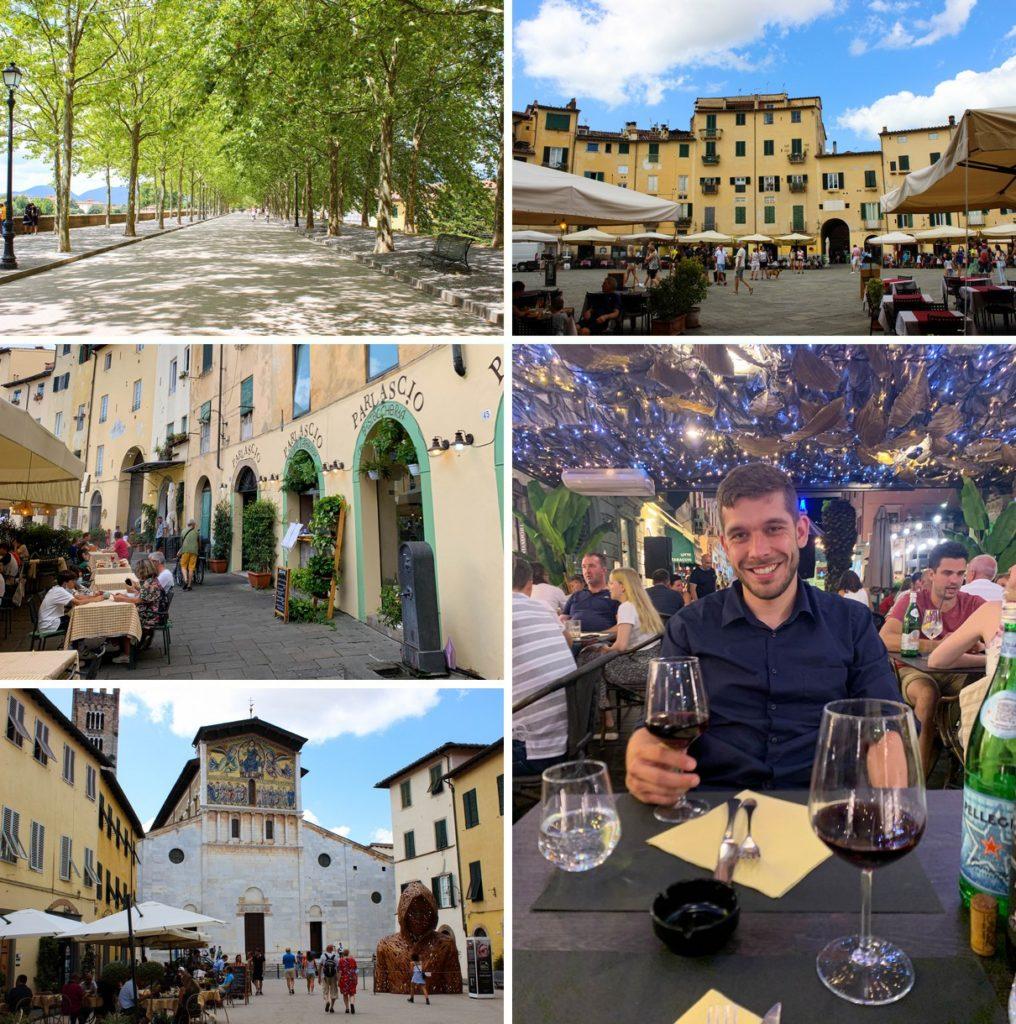 Reisverslag Toscane 13: Lucca