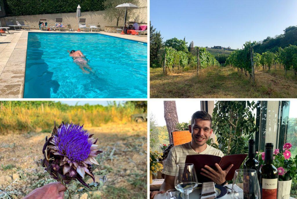 Reisverslag Toscane dag 7